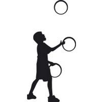 Plan te cartables cycle 2 travail sur le cirque et - Image jongleur cirque ...